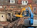 2018-04-06 Demolition works, Church street, Sheringham (2).JPG