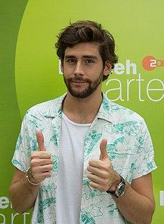 Álvaro Soler Spanish pop singer