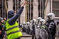 2018-12-08 Gele hesjes Brussel protest.jpg