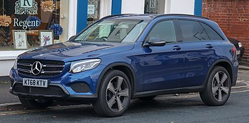 Mercedes Benz Glc Cl 2017 Present