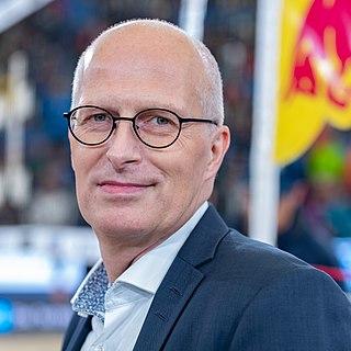 Peter Tschentscher German politician