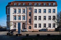 Nell-Breuning-Allee in Saarbrücken
