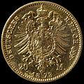20 M Gold Kaiser Wilhelm I. von Preussen 1873 70.jpg