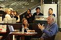 20 Michel Serres librairie Dialogues 30 octobre 2014.JPG