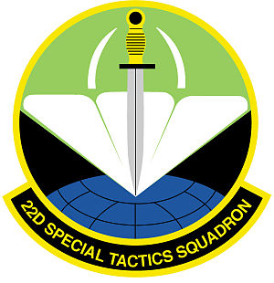 22nd Special Tactics Squadron - Image: 22 STS