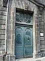 22 rue Georges Clemenceau, porte d'entrée, Clermon-Ferrand.jpg