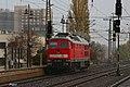241 353-2, Германия, Саксония, станция Дрезден-Центральный (Trainpix 211365).jpg