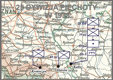 25th Infantry Division (Poland) - Wikiwand