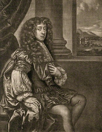 Anthony Ashley-Cooper, 2nd Earl of Shaftesbury - The 2nd Earl of Shaftesbury