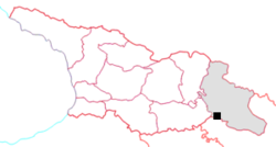 300px-Georgia Kakheti Gareja map