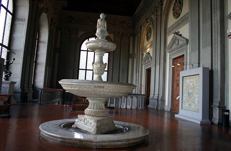 File:3129 - Firenze - Palazzo Pitti - Luigi Del Moro, Sala della Tazza (1897) - Foto Giovanni Dall'Orto, 28-Oct-2007.jpg