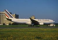 F-GZCD - A332 - Air France