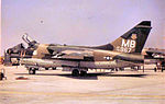 355th Tactical Fighter Squadron A-7D Corsair II 70-967.jpg