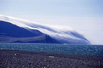 Wrangel Island - Coastal landscape of Wrangel Island