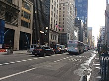 Bus lanes in New York City - Wikipedia