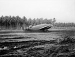 6 Squadron RAAF Lockheed Hudson at Milne Bay Sept or Oct 1942.jpg