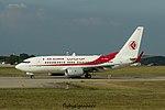 7T-VKS Boeing B737-7D6C-W B737 - DAH (29944640345).jpg