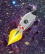 Raketen... Quelle: Wikipedia