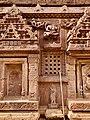 7th century Vishwa Brahma Temples, Alampur, Telangana India - 13.jpg
