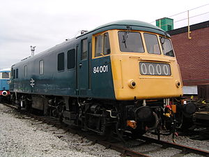 84001 at Crewe Works.JPG