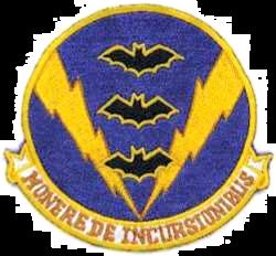 859th Radar Squadron - Emblem