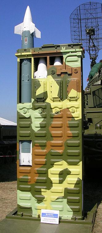 Tor missile system - 200 px