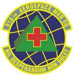 916 Aerospace Medicine Sq emblem.png