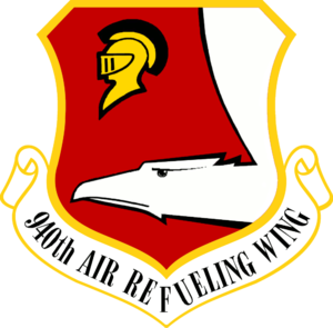 940th Air Refueling Wing - Image: 940th Air Refueling Wing