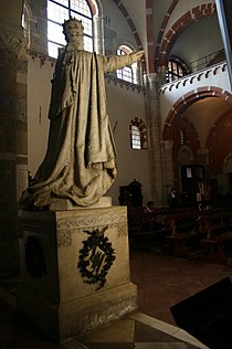 9918 - Milano - Sant'Ambrogio - Francesco Confalonieri - Pio IX (1880) - Foto Giovanni Dall'Orto 25-Apr-2007.jpg