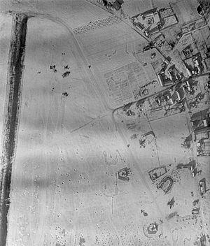 Juvincourt Airfield - A-68 Juvincourt Airfield ALG 1944