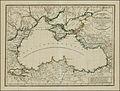 A.F. Gotze and Land Industrie Comptoirs. Charte des Schwarzen-Meeres Nach Murdochischer Projection.1800.jpg