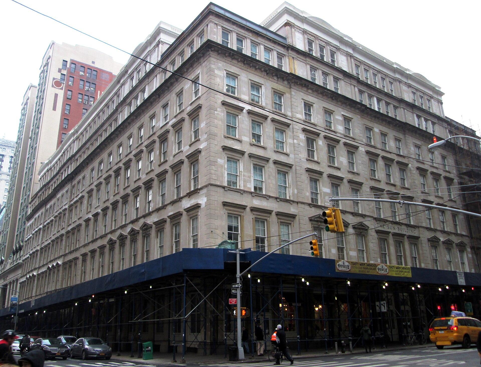 The Broadway Hotel New York