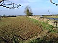 A47(T) and field, west of Wansford - geograph.org.uk - 84916.jpg