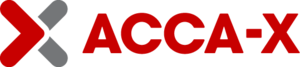 Association of Chartered Certified Accountants - The ACCA-X logo