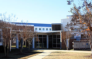 Auburn High School (Alabama) - Buildings on the Auburn High School campus