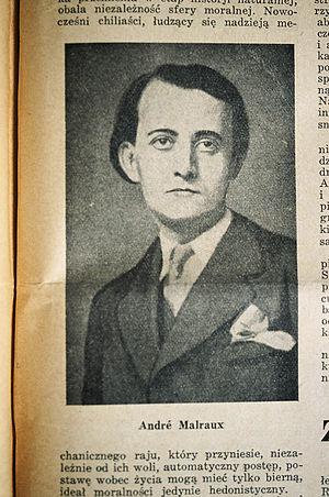 Sygnały - Image: A Malraux Signals