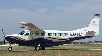 Aircraft Owners and Pilots Association - An AOPA-owned Cessna Grand Caravan
