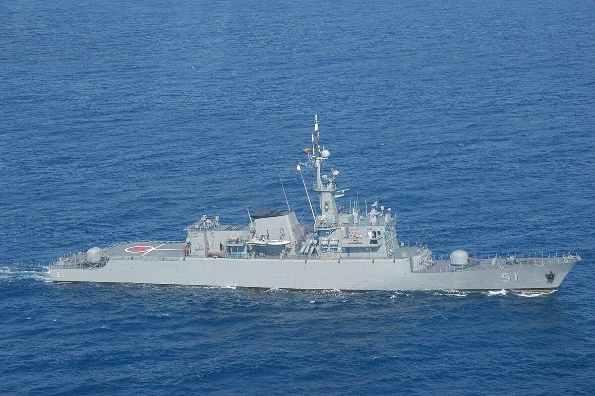 Almirante Padilla Class Frigate Wikipedia