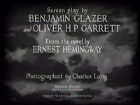 File:A Farewell to Arms (1932 film) title sequence.ogv