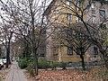 A Pongrác-telep a III. épülettől kezdve. - panoramio.jpg