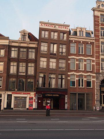Амстердамские отели являются самыми дорогими в Европе