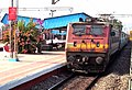 A WAP 4 loco from Ghaziabad shed bringing in (Guwahati - Secunderabad) Express.jpg