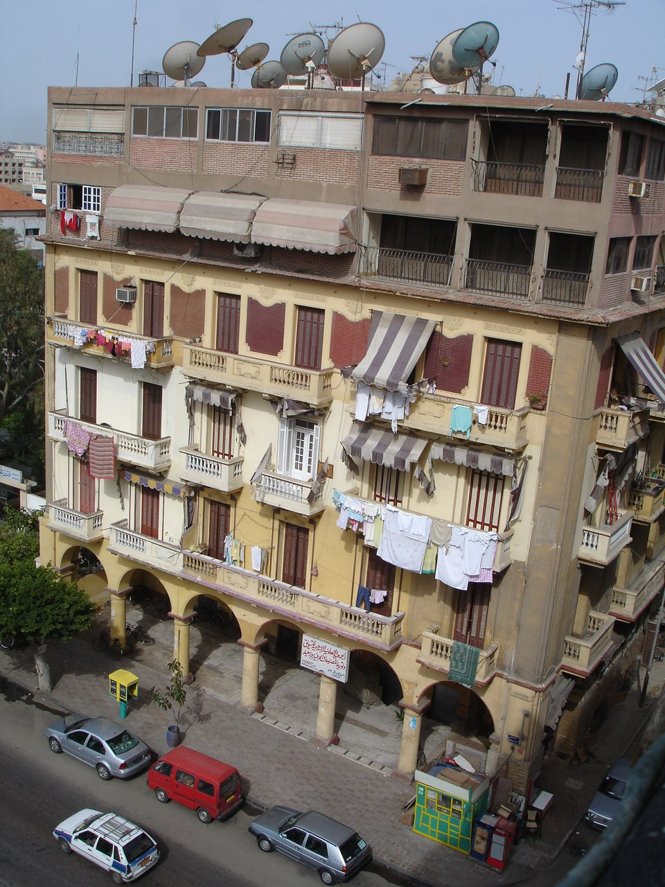A unique house of Port Said