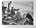 Aan boord van een Nederlandse kruiser in het zuidwesten van de Stille Oceaan. Co, Bestanddeelnr 935-0209.jpg