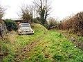Abandoned Morris Minor - geograph.org.uk - 1197542.jpg