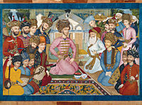 Abbas II of Persia and the Mughal ambassador.jpeg