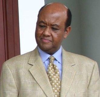 Chama Cha Mapinduzi - Abdulrahaman Kinana, he is  currently serving as the Secretary General for the Chama Cha Mapinduzi