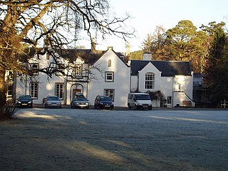 Abernethy and Kincardine - Image: Abernethy Outdoor Centre, by Nethy Bridge geograph.org.uk 102500