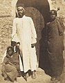 Abu Nabut and Negro Slaves in Cairo MET DP138840.jpg