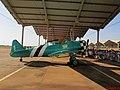 Academia da Força Aérea (AFA) em Pirassununga-SP. Domingo Aéreo 2015. Em destaque o lendário avião T-6. Este avião é utilizado pela Esquadrilha Extreme do Comandante Carlos Edo ( - panoramio.jpg